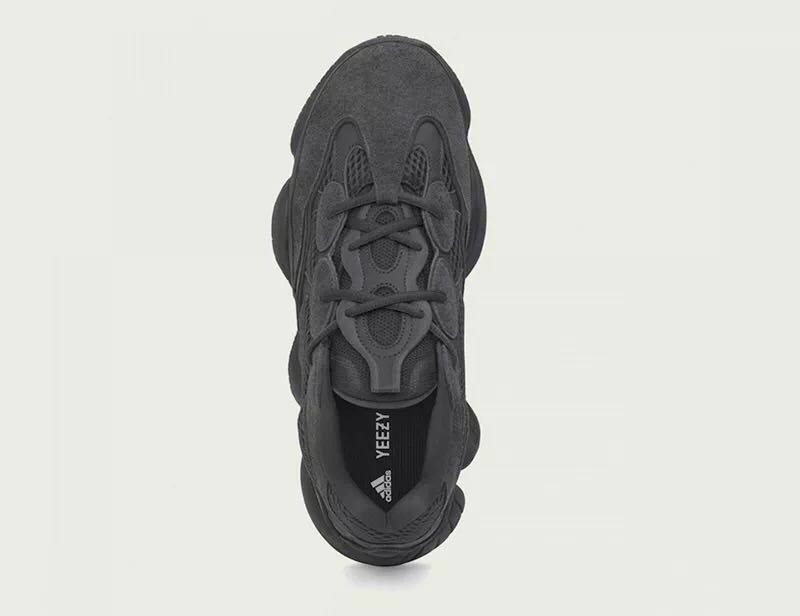 daac9fd21f94c Newly Released  Yeezy 500 Utility Black UK 6.5