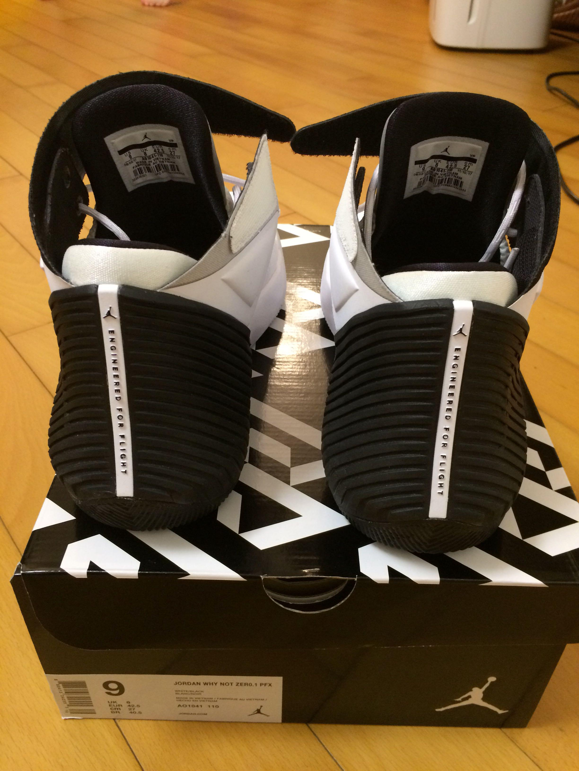 Nike Air Jordan Why Not Zero.1 PFX