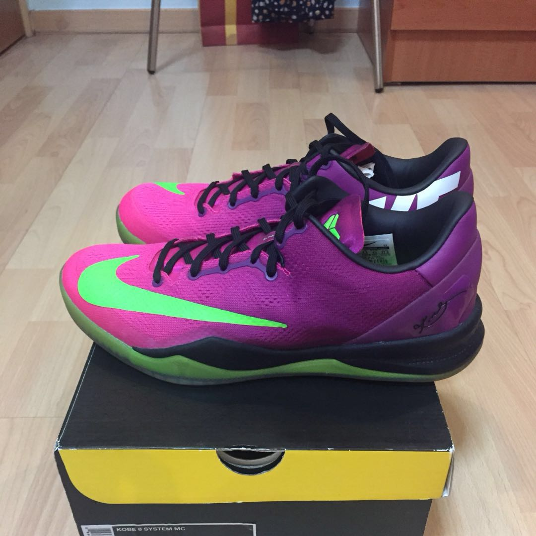 newest cde4a 425bb Nike kobe 8, Men s Fashion, Footwear, Sneakers on Carousell