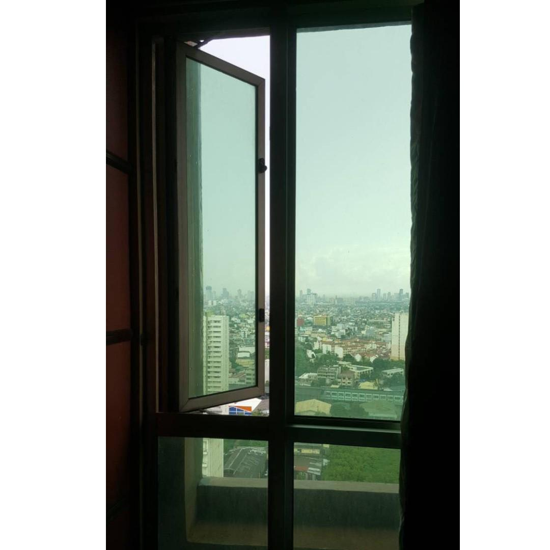 oriental garden in makati 1bedroom condo fully furnished for