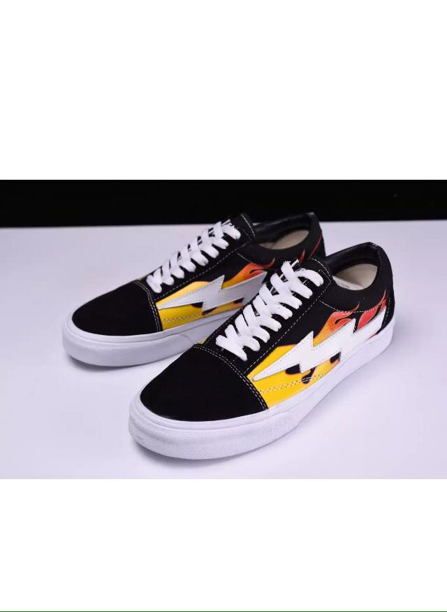 4c241cb629 Original VANS Revenge X Storm Old Skool Men Women Sport Fashion ...