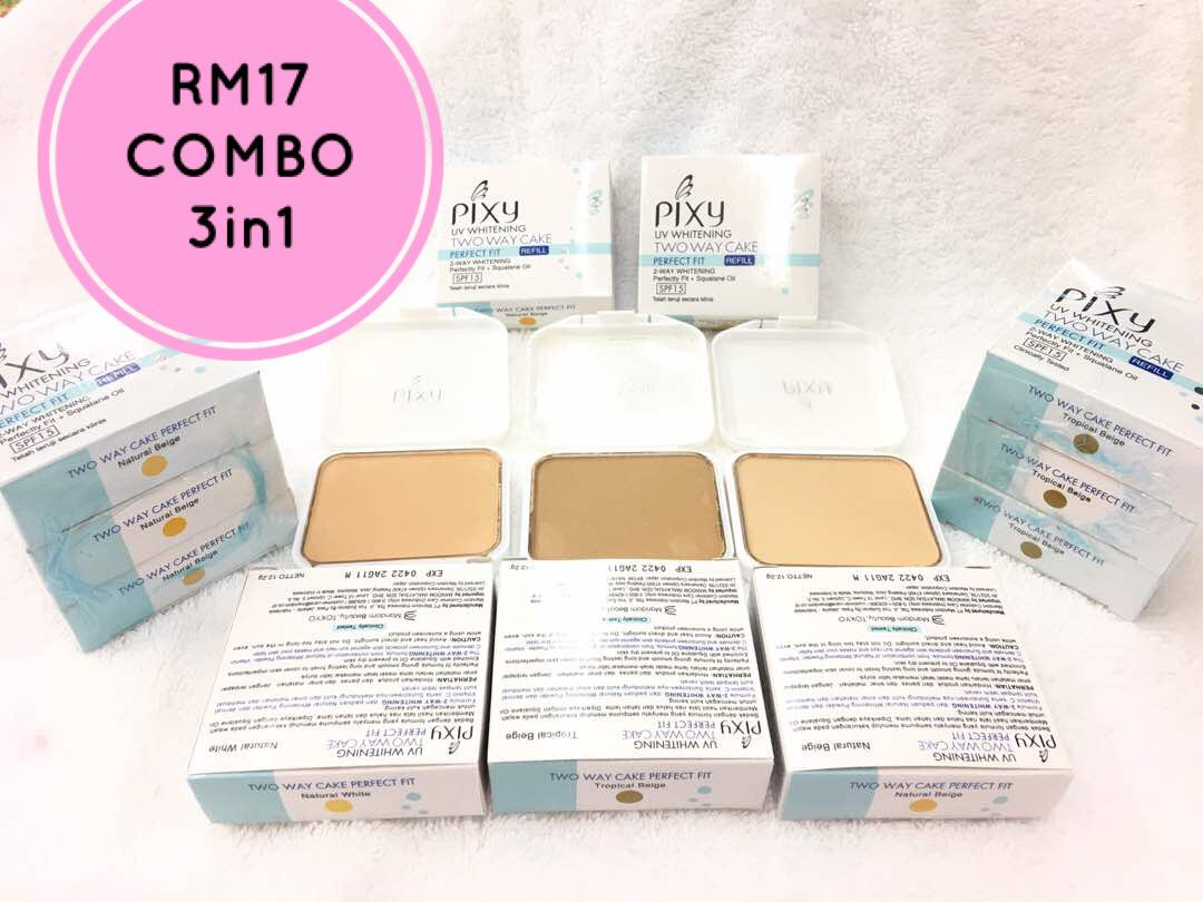 Pixy Compact Powder Health Beauty Makeup On Carousell