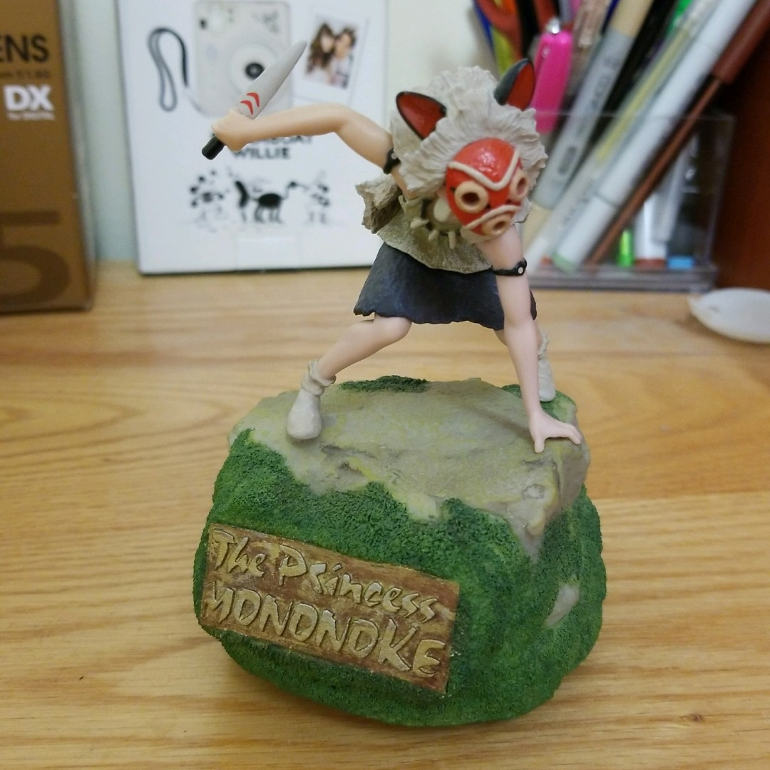 Princess mononoke music box
