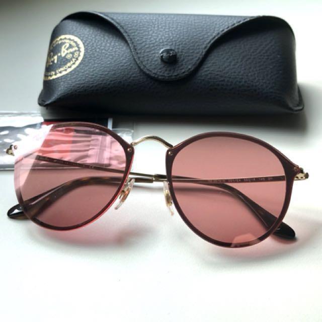 92788635ab Ray-Ban Blaze metal sunglasses