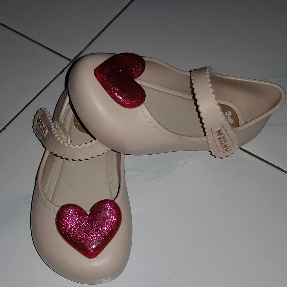 Sepatu zaxy nina preloved