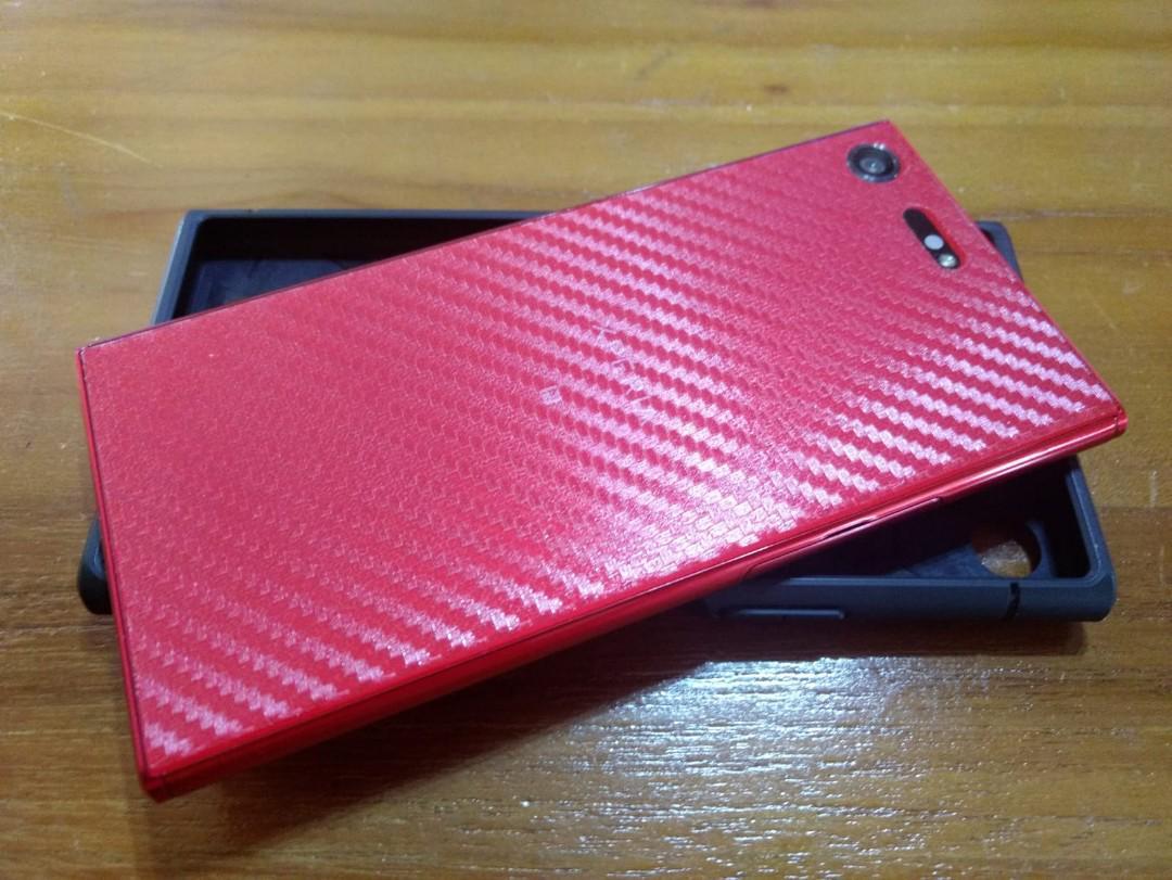 Sony XZ Premium limited edition with warranty