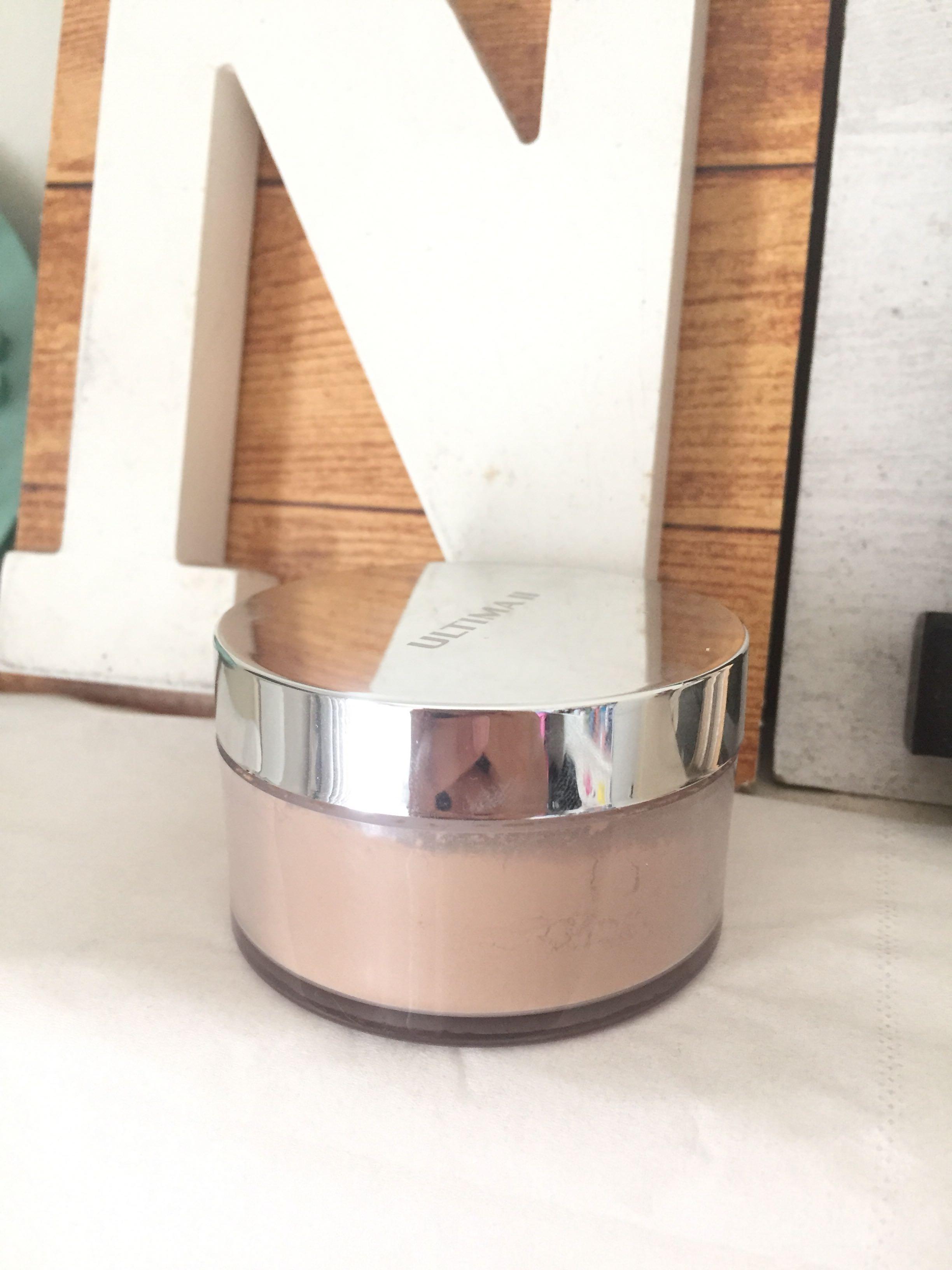 Ultima Ii Translucent Face Powder With Moisturizer 43gr Daftar Delicate 24g Photo