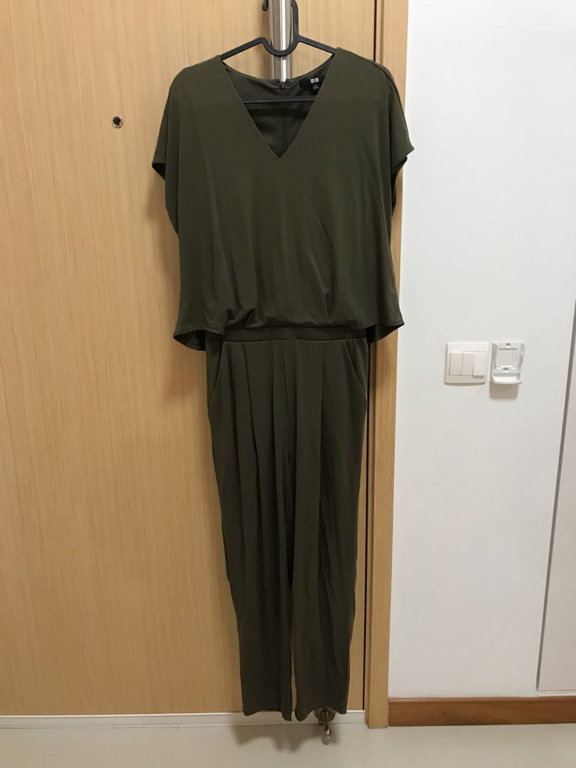 f6bd6c13d8b Uniqlo jumpsuit (wardrobe sale)