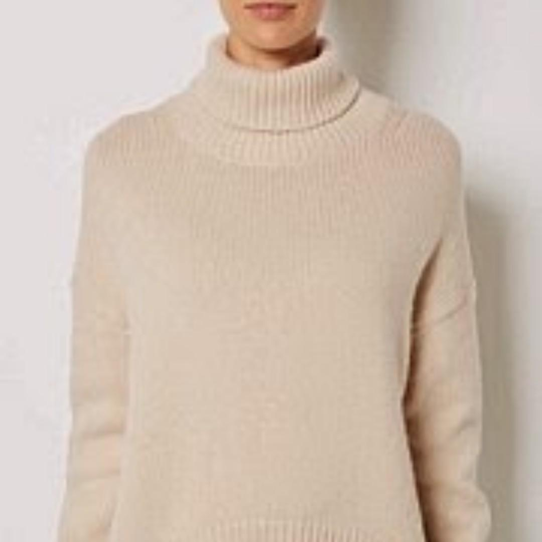 Witchery Hi Lo Slouch Knit