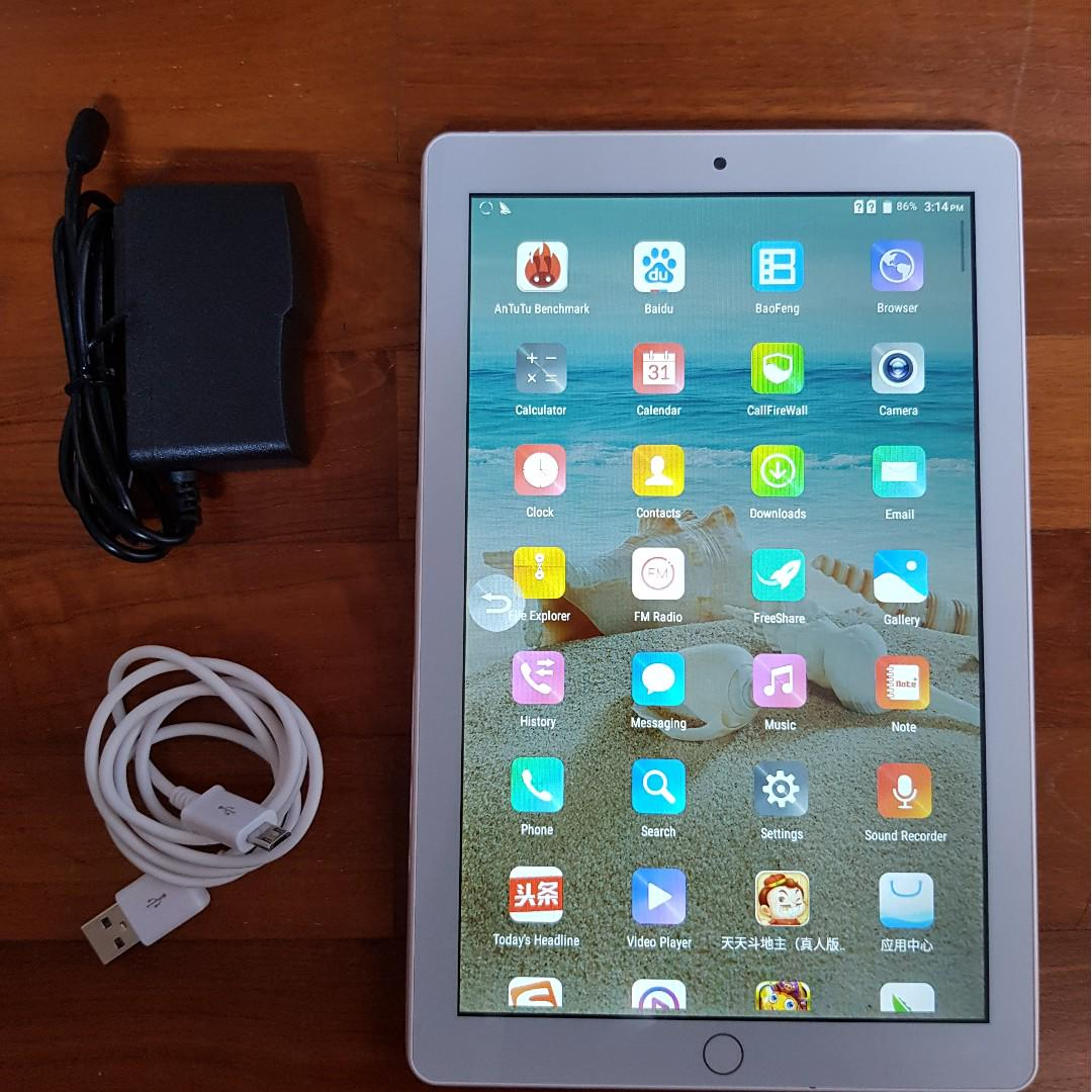 ZOL Android Tablet 9