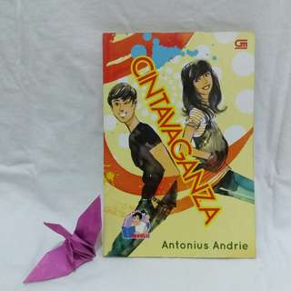 Cintavaganza (Novel TeenLit Preloved Gramedia)