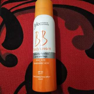 Bb Body Cream