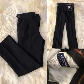 Black pants for boys