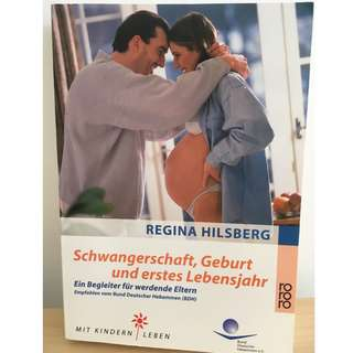 Pregnancy, Birth and the first year - GERMAN