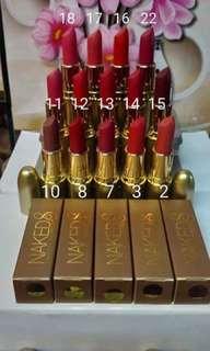 Naked8 Matte Lipstick