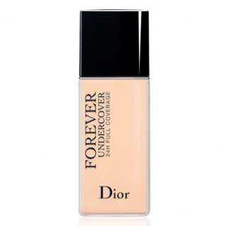 Diorskin Forever Undercover Foundation 40ml