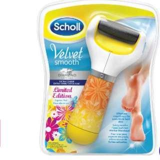 🚚 Scholl Velvet Smooth Express Padi