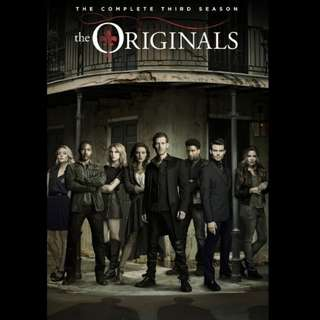 [Rent-TV-SERIES] THE ORIGINALS Season 3 (2015)