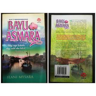 Preloved Malay Novel - Bayu Asmara