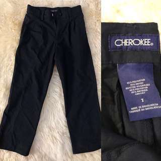 Cherokee black pants
