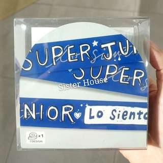 🇰🇷Super Junior Player Wide Tape 闊膠紙