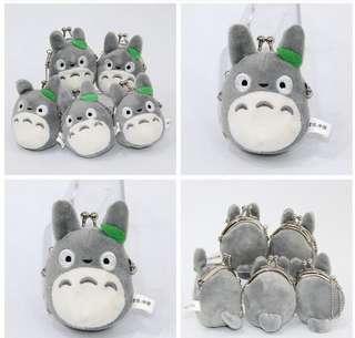 Totoro coin purse new!!!