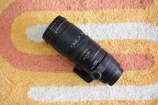 Sigma 70-200mm F2.8 OS