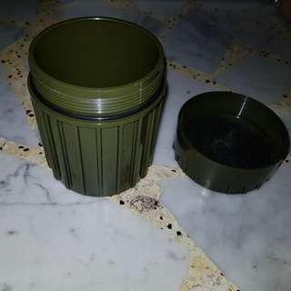 Waterproof grenade case