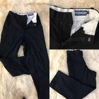 black pants for boys