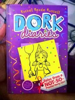Dork Diaries Hardbound