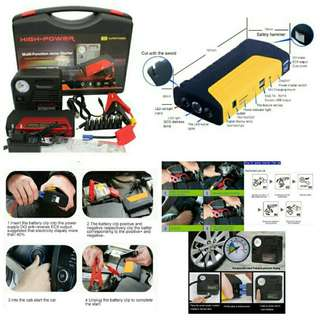 Car Jumper Starter High Power Mobile Powerbank