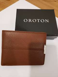 Oroton Austere Men's wallet
