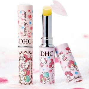 DHC Sanrio Characters Lip Balm
