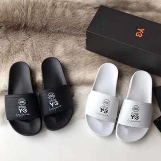 🎉Y3 x adidas 拖鞋 男/女