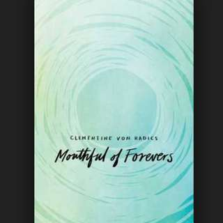 (ebook) Mouthful of Forevers Clementine von Radics