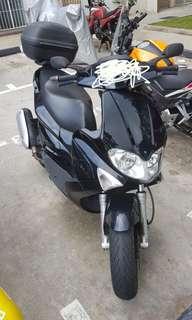 Selling my Gilera st200