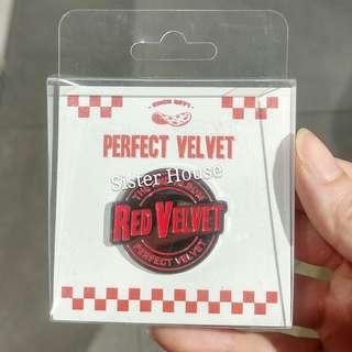 (包郵)🇰🇷Red Velvet Badge 釘扣/襟章