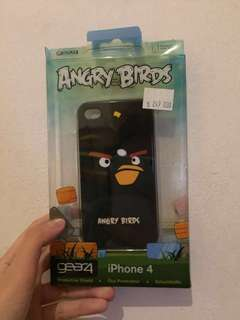 iPhone 4 Case / Casing Angry Birds