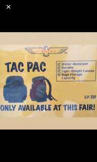 Winning Tac Pac Backpack