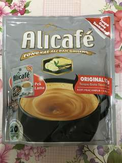 Alicafe Coffee 20包X12g
