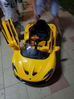 Auto car toy