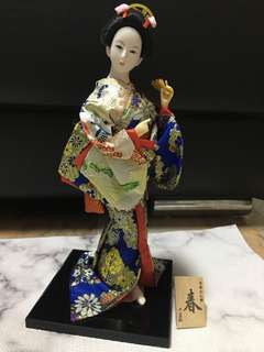 Japan Geisha Doll