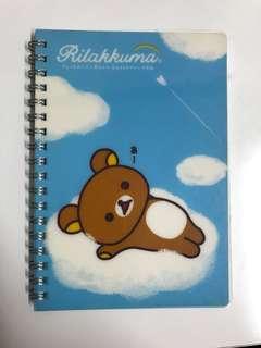 🚚 拉拉熊筆記本
