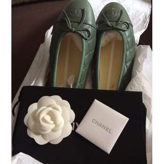 CHANEL BALLERINA QUILTED