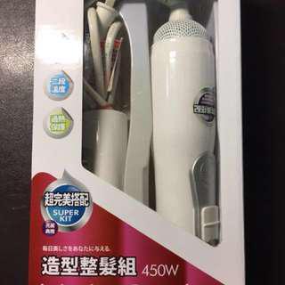 🚚 達新牌 造型整髮吹風機ES-200 #幫我除舊佈新