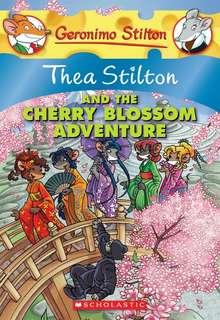 (BN) Thea Stilton and the Cherry Blossom Adventure #6