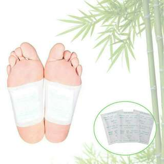🚚 20 PCS Detox Foot Patch Pads