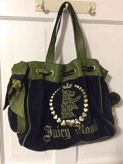 Velvet Juicy Couture Bag