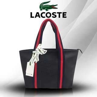 lacoste high end.Quality