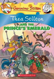 (BN) Thea Stilton and the Prince's Emerald #12